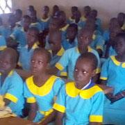 Kongola école primaire au Cameroun