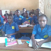 Nkometou Secondary School Cameroon