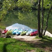 Alquiler de Kayak en el Centro de Aventura de Sobrón