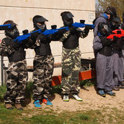 Paintball niños o painball Soft