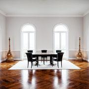 Architekturfotografie Thomas Nutt, Herrenhaus, Blankenau