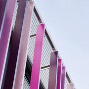Architekturfotografie Thomas Nutt, Friedrich-Ludwig-Jahn-Schule, Wiesbaden