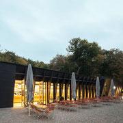 Architekturfotografie Thomas Nutt, Niederwaldzentrum, Rhüdesheim am Rhein