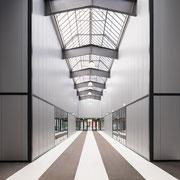 Architekturfotografie Thomas Nutt, Hauptgüterbahnhof, Hannover, HGBF