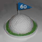 """Torte """"Golfball"""""""