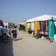 Wochenmarkt in Manduria