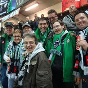 Championsleague in Turin Andi Fred Andi Marco Horst Biggi Urs