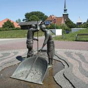 Jan & Gret im Dorf