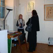 exposition à la Mairie de VIIe