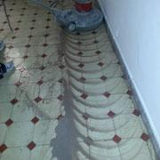 recuperacion de suelo de mosaico