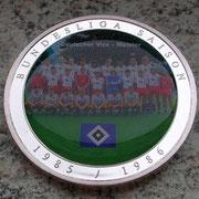 Saison 1985/1986