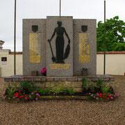 Gedenkstein für die Opfer des Holocaust