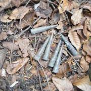 Französische Gewehrmunition