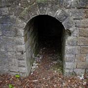 Eingang zum Depot