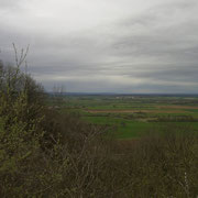 Blick in Richtung Maashöhen