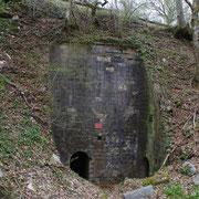 Das Depot, direkt unterhalb der D913