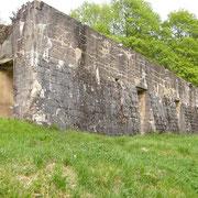 Die Schutzmauer