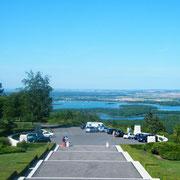 Herrlicher Blick auf den Lac de Madine