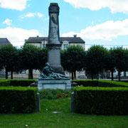 Imposantes Monument