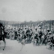 Während des Krieges