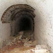 Tunnel der Pulverkammer