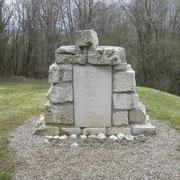Monument für das 302. Regiment