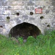 Östlicher Eingang