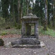 Die ehemalige Dorfquelle