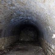 Der gemauerte Munitionsraum