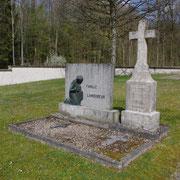Grab auf dem neuen Friedhof