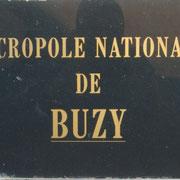 Auf dem Friedhof ruhen 2770 französische Gefallene des 1.WK...