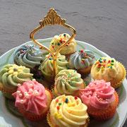 Cupcake Himbeer mini