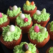 Cupcake Rüebli mini