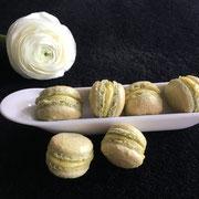 Macarons Pistazien