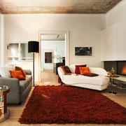 Chaiselongue Novelle - elegant und ein flexibles Bettsystem