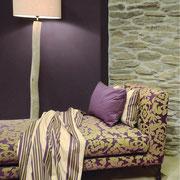 Qualität, Musterung und Farben zeigen, wie Stoffe bleibende Eindrücke hinterlassen.