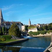Le Loir , Vendôme Tourisme,ville Fleurie