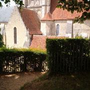 romeins kerkje Trôo