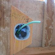 boite encastrée isolée 68 mm