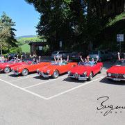Alfa Romeo Giulietta Oldtimer Tour