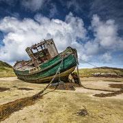 Cruit Island Wreck