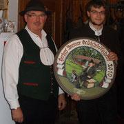 Daniel Plab - Gewinner der Herbert Brenner Gedächtnisscheibe 2012