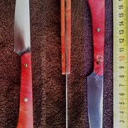Nr.: 1/2014, Küchenmesser Böhler N690