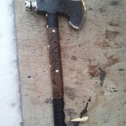 Nr.4-2013,Beil, Stahl ck60,