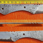 Nr.)Q5    3-Lagenstahl ,Va-carbon-Va