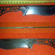 Nr.) D53, Campknife, Stahl 1.2003