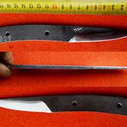 Nr.) D27,Gentleman-Ganzstahl-Knife