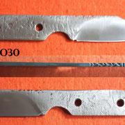 Nr.) O30, Stahl 1.3505