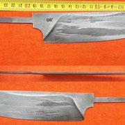 Nr.) O14,Küchenmesserklinge