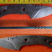S142, Stahl 1.2003, 4mm stark